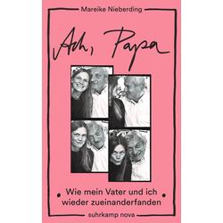 Ach Papa als Buch von Mareike Nieberding