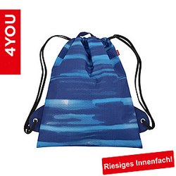 4YOU Festivalbag Shades Blue