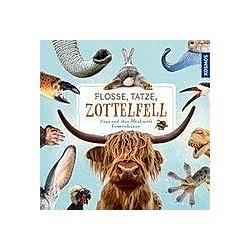 Flosse  Tatze  Zottelfell. Andrea Köhrsen  - Buch