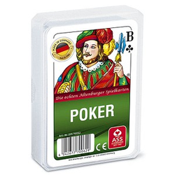 ASS ALTENBURGER POKER Kartenspiel
