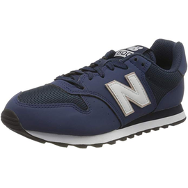 NEW BALANCE 500 navy-white/ white, 40.5 ab 51,54 € im ...