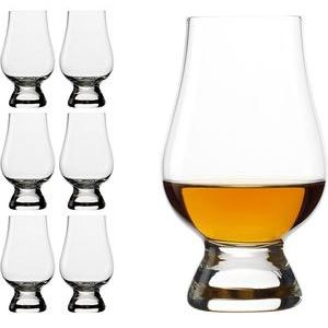Stölzle-Lausitz Whiskygläser Glencairn Glas, Tumbler, 190ml, 6 Stück