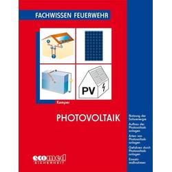 Photovoltaik als Buch von Hans Kemper