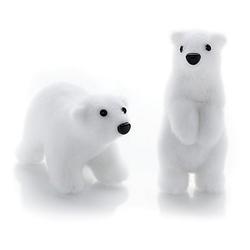 Eisbären, 8 - 13 cm, 2 Stück