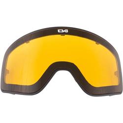 SNB-Brille Hülsen TSG - replacement lens goggle amp yellow (504) Größe: OS