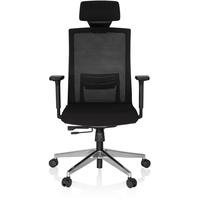 HJH Office Captiva schwarz/schwarz
