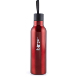 Bialetti Isolierflasche 750ml rot