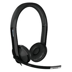 Microsoft LifeChat LX-6000 for Business USB-Headset schwarz