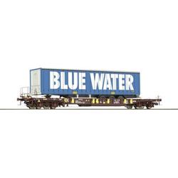 Roco 76229 Taschenwagen T3, AAE,  Blue Water  Blue Water