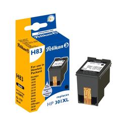 Pelikan Druckerpatrone H83 ersetzt HP 301XL schwarz