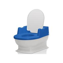 Reer Töpfchen Lerntöpfchen Sitzfritz, blau blau