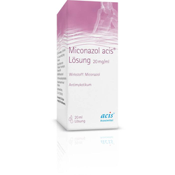 MICONAZOL acis Lösung 20 ml