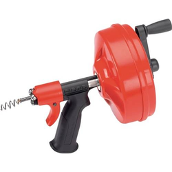 Handspirale Power-Spin Spiral-L.7,6m Spiralen-D.6mm RIDGID