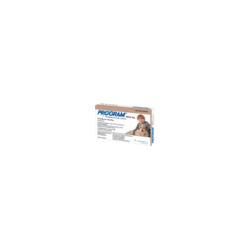 PROGRAM 204,9 mg 7-20 kg Tabl.f.Hunde 6 St
