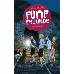 Fünf Freunde im Zeltlager