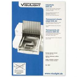 Visulight Folien für den Tintenstrahldrucker DIN A4