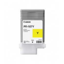 Canon Tinte PFI-107 Gelb, 130 ml
