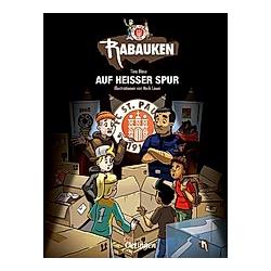 FC St. Pauli Rabauken - Auf heißer Spur. Tina Blase  - Buch