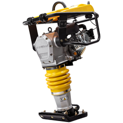 DENQBAR Stampfer / Vibrationsstampfer mit 82 kg DQ-0286