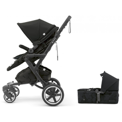 Kombi-kinderwagen Concord Neo Plus Baby Set Shadow Black
