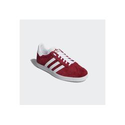 adidas Originals Gazelle W, GAZELLE Sneaker rot 40,5