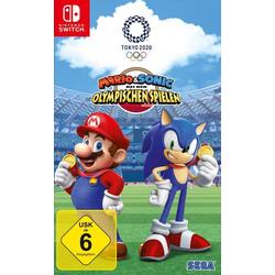 Nintendo MARIO & SONIC BEI DEN OLYMP SPIELEN TOJKYO 2020 Switch USK: 0