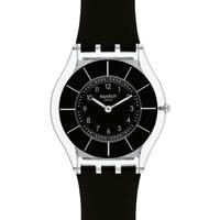 Swatch Black Classiness Silikon 34 mm SFK361