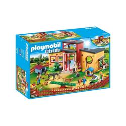 Playmobil® Spielwelt PLAYMOBIL® 9275 - City Life - Tierhotel Pfötchen