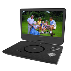 Portabler 10 LCD- Bildschirm mit DVD-Player