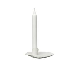 By On Kerzenständer Muschel Weiß 13 cm