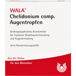 CHELIDONIUM COMP.Augentropfen 3 ml