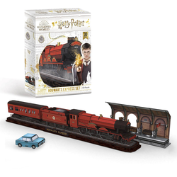 Revell® 3D-Puzzle Harry Potter Hogwarts™ Express Set, 180 Puzzleteile