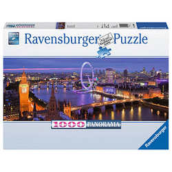 Ravensburger Panorama London bei Nacht Puzzle 1000 Teile