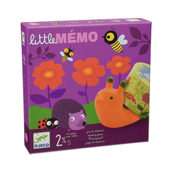 DJECO Lernspielzeug Erste Spiele Memory