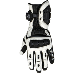Knox Nexos, Handschuhe - Schwarz/Weiß - S