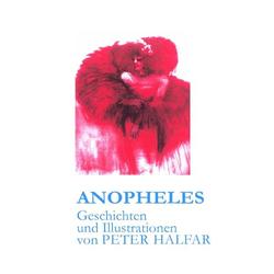 Anopheles als Buch von Peter Halfar