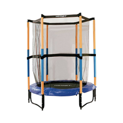 Hornet by Hudora Kindertrampolin Trampolin Jump In 140, blau