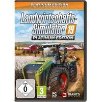 Landwirtschafts-Simulator 19 - Platinum Edition (USK) (PC)