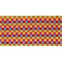 CAWÖ Handtuch Lifestyle Cubes multicolor 50x100 cm