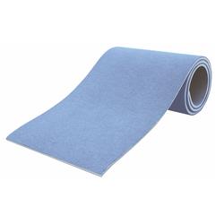 Bodenturnmatte Standard blau - 1200 x 200 x 3,5 cm