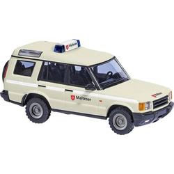 Busch 51922 H0 Land Rover Discovery Malteser