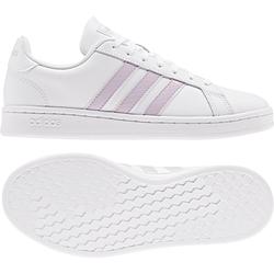 Adidas Damen Grand Court Tennisschuh/Sneaker - 4(36 2/3)