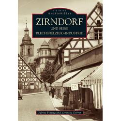 Zirndorf als Buch von Sabine Finweg