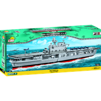 Cobi World War II USS Enterprise CV-6 4815