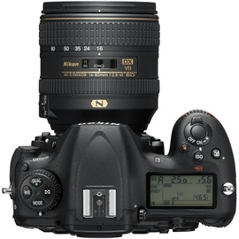 Nikon D500 + AF-S DX 16-80 mm ED VR