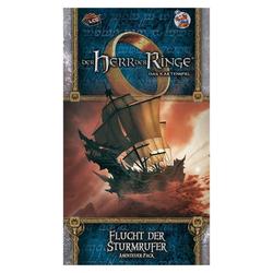 Fantasy Flight Games Spiel, Der Herr der Ringe Kartenspiel LCG - Flucht der
