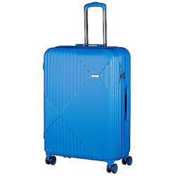 Check In Liverpool 4-Rollen Trolley 78 cm - blau