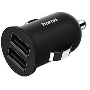 Hama 00178369 2 USB-Ports, zufällige Farbe