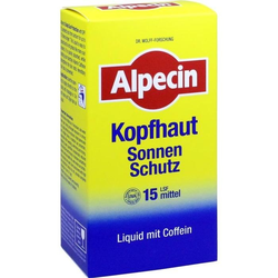 Alpecin Kopfhaut Sonnen-Schutz LSF15