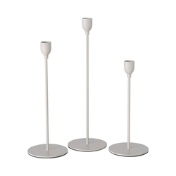 BOLTZE Kerzenständer 3-tlg. Kerzenständer Set